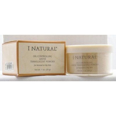 I Natural Oil-Controlling Loose Translucent Powder - Ivory