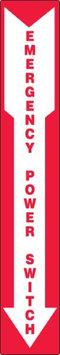 Accu Form EMERGENCY POWER SWITCH (ARROW)