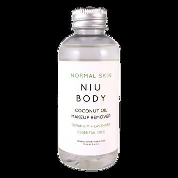 NIU BODY Cleansing Oil, Normal Skin, 4 Oz