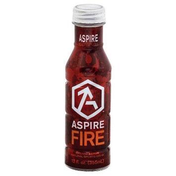 Aspire Fire Cherry Berry Sports Drink - 12 fl oz Bottle