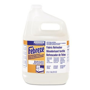 Deep Penetrating Febreze Fabric Refresher & Odor Eliminator One Gallon (33032PG) Category: Fabric Refreshers