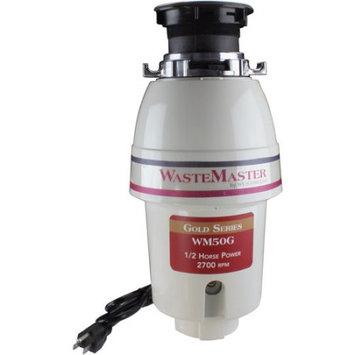 WasteMaster WM50G 1/2 HP Food Waste Disposer, White
