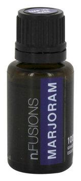 Natures Fusions Nature's Fusions - Marjoram Therapeutic Essential Oil - 15 ml.