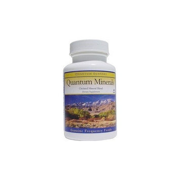 Frequency Foods Quantum Minerals Caps-Chelated 60ct