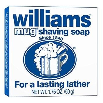 Williams Mug Shaving Soap 1.75 oz(pack of 6)