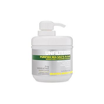 Beautiful Nutrition Hydrating Shampoo Purified Sea Salt and Algae 13.9 Fl Oz