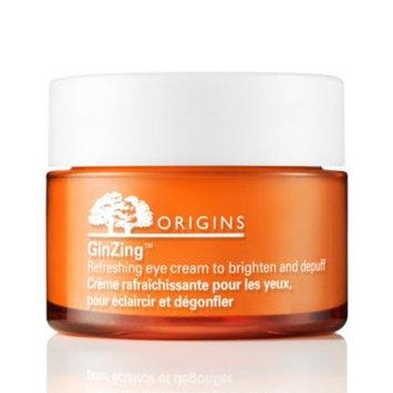 Origins GinZing Refreshing Eye Cream To Brighten and Depuff, 0.5 oz