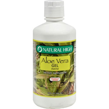 Natural High Aloe Vera Gel - 32 oz - HSG-962688