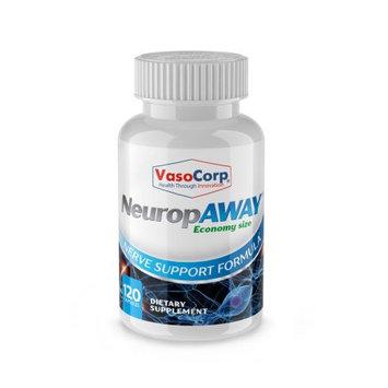 Vasocorp NeuropAWAY Economy Size Nerve Support Formula