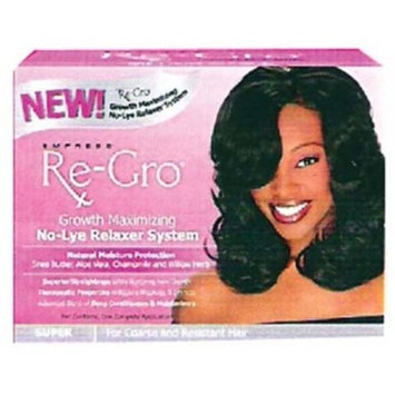 Empress Re-Gro Growth Maximizing No-Lye Relaxer SUPER