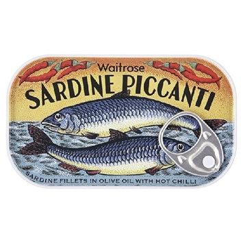 Waitrose Sardine Piccanti 120g