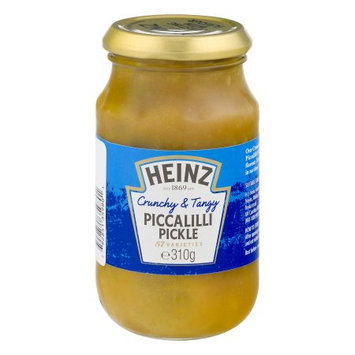 Heinz 298460 10.93 oz Piccalilli Pickle Spread Pack of 8