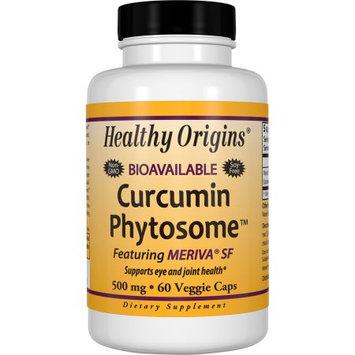 Healthy Origins Curcumin Phytosome 500 mg Vegetarian Capsules, 60 Ct
