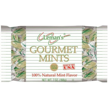 Leman's Gourmet Mints, 7 oz