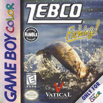 Vatical Zebco Fishing GBC