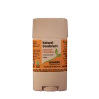 Emu Oil Natural Deodorant Pear emulate Natural Care 2.5 oz Stick