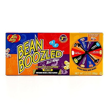Jelly Belly BeanBoozled Game 3.5 oz each (4 Items Per Order)