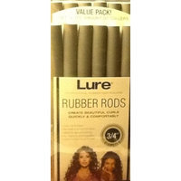 Lure Rubber Rods 3/4 Inch