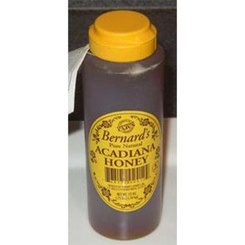 Cajun Classics Bernard's Honey 12oz Bear