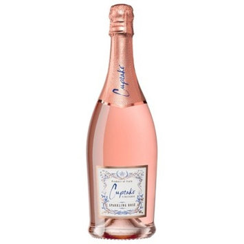 Cupcake Vineyards Sparkling Rose Wine - 750ml Bottle