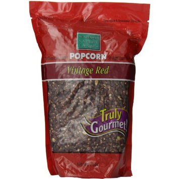 Wabash Valley Farms Vintage Red Gourmet Popcorn Kernels – Red Colored Popping Corn Kernels with No Chemicals Added, Perfect for Family Movie Night and More - Makes a Great Gift (2 Pound Bag)
