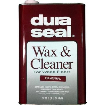 Dura Seal Wax & Cleaner - Neutral - Gallon