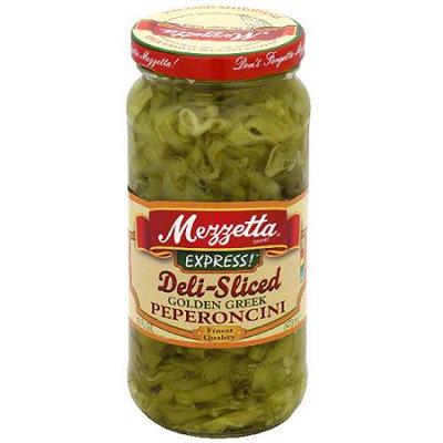 Mezzetta Deli Sliced Golden Greek Peperoncini, 16 oz (Pack of 6)
