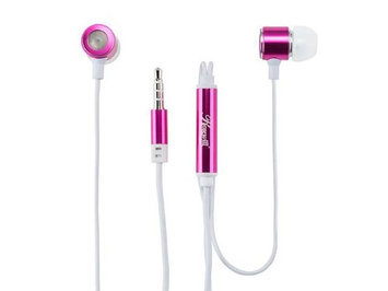 Rosewill Passive Noise Isolating Earbuds with Mic & Control Button for Smartphone