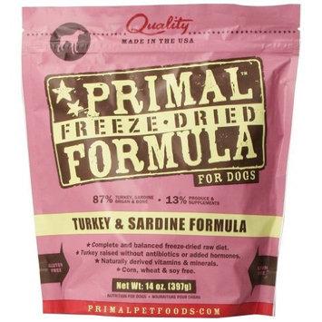 Primal Freeze Dried Pet Foods [Turkey & Sardine]