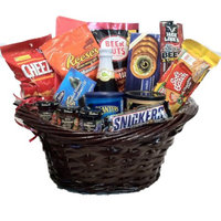 Gordan Gifts Inc Gourmet Treats Gift Basket