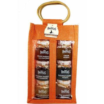 Mrs Bridges Marmalade & Preserve Tasting Set - 4 Ounce