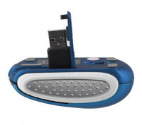 Impecca WM402B Wm402 Traveling Notebook Mouse - Blue