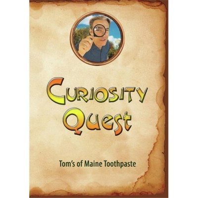 Green Planet Films Curiosity Quest: Tom's Of Maine Toothpaste