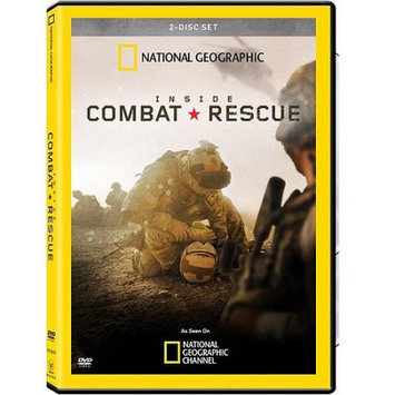 t'l Geographic Vid National Geographic: Inside Combat Rescue (2 Discs) (Widescreen) (DVD)
