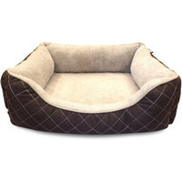 Ehd Circle Stitch Ortho Bed, Tan Online
