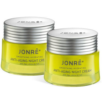 Jonre Anti Aging Night Cream: Definitely Hydrating Face Cream - Completely Massaging your Dry Skin - Face Moisturizer - for your Wrinkles - Nourishing - Anti Wrinkle Cream 1.7oz ()