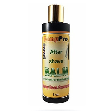 Bump Pro Aftershave Balm 8 oz