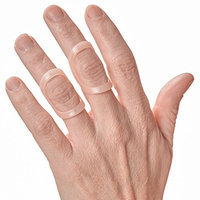 3 Point Products 3pp Oval-8 Finger Splint-9