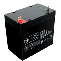 Pride Mobility 600 12V 55Ah Scooter Battery - This is an AJC Brand® Replacement
