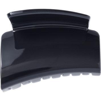 Shiny Black Jaw Clip
