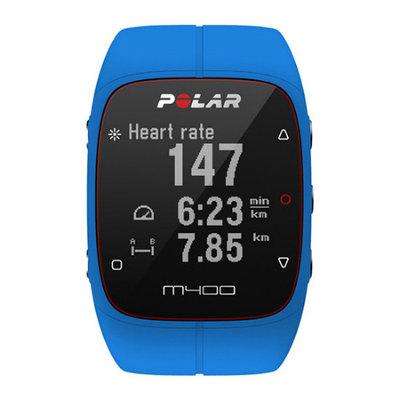 Polar M400 Running Fitness Watch - Blue