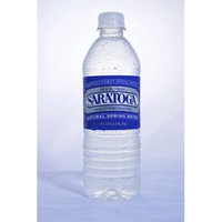 Sarotoga Saratoga Spring Water 16.9oz
