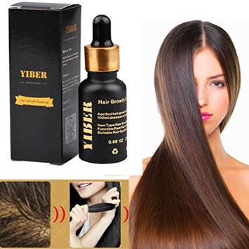 LtrottedJ Most Effective Asia's No.1 Hair Growth, Serum Oil 100% Natural Extract