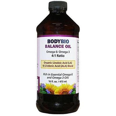 Bodybio/e-lyte BodyBio Balance Oil 16 oz