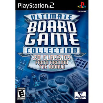 Valcon Ultimate Board Game Collection (PS2) - Pre-Owned