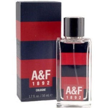 A&F 1892 RED by Abercrombie & Fitch for Men EAU DE COLOGNE SPRAY 1.7 OZ