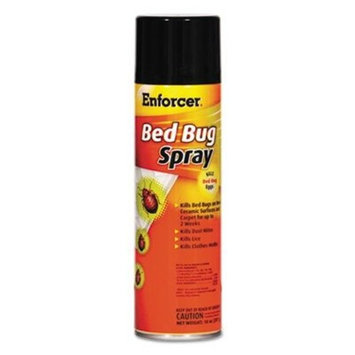 EBBK14 - Enforcer Bed Bug Spray; Kills Bed Bugs, Dust Mites, Lice, Moths, and Bed Bug Eggs