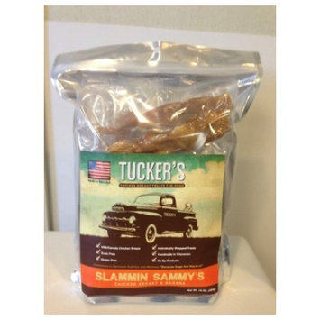 Tucker S Bones Blue Sky Bone Tuckers Bones Blue Sky Bone BS55993 Sammys Chicken & Banana Treat - 1 lbs.