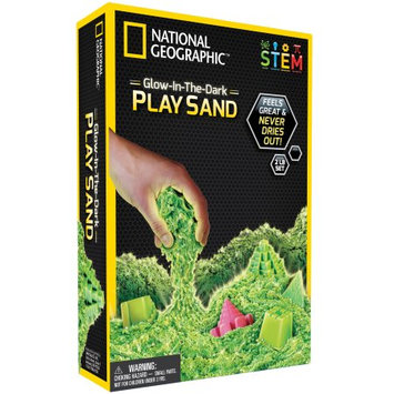 Jmw Sales, Inc. Ultimate Play Sand Glow in the Dark - 2 pound