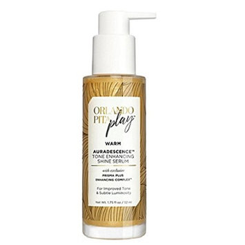 ORLANDO PITA PLAY Warm Auradescence Tone Enhancing Shine Serum 1.75oz